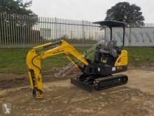 New Holland mini excavator
