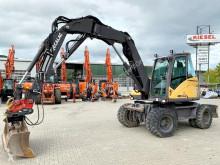 Mecalac 714MW excavator