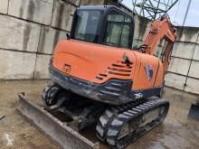 excavator Doosan 75V