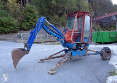 used walking excavator