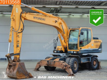 Hyundai 170W-9 Cat M316D - VOLVO EW160