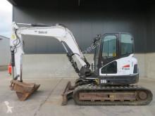 mini-excavator Bobcat