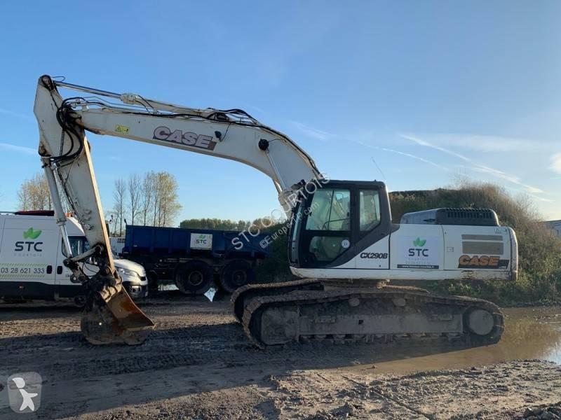 View images Case CX 290 LC SERIE B excavator