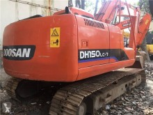 escavadora de lagartas Doosan