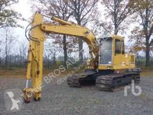 Eder track excavator