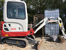 Takeuchi TB 216 A V4 Powertilt