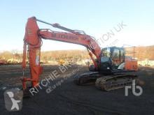 used track excavator