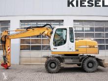 Liebherr A314 excavator