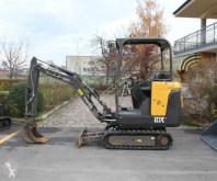 Volvo ec17c excavator