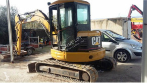 Bobcat Caterpillar 305 CR miniexcavator , Kobelco, Volvo