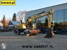 Caterpillar M313D I LIEBHERR A 316 312 JCB JS145 JS175 VOLVO EW140