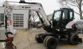 escavadora de rodas Bobcat
