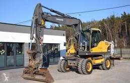 Volvo EW 160 C excavator