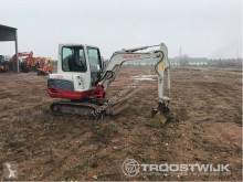 Takeuchi TB228/compact excavator
