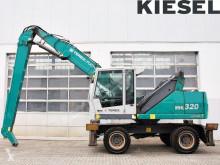 excavator pentru manipulare Fuchs