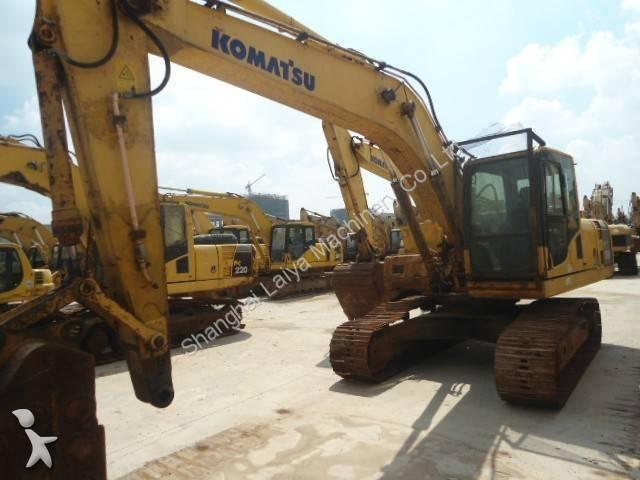 查看照片 挖掘机 小松 PC200-8