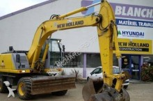 New Holland wheel excavator