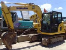 excavator pe şenile Komatsu