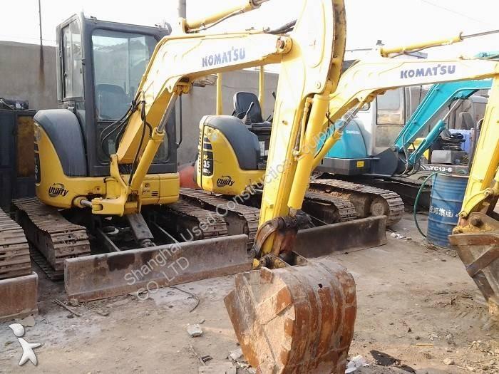Excavator Komatsu PC35MR