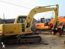 escavatore cingolato Komatsu