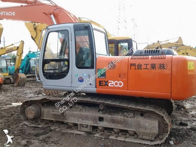 Pelle Hitachi EX200-5