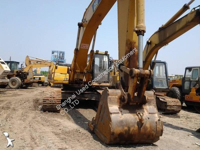 Caterpillar 330B excavator
