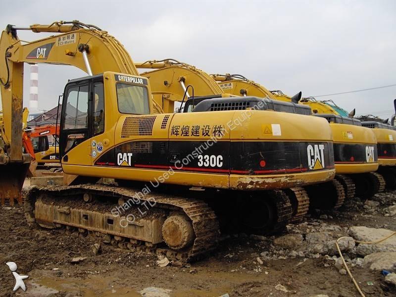 Ver las fotos Excavadora Caterpillar 330C