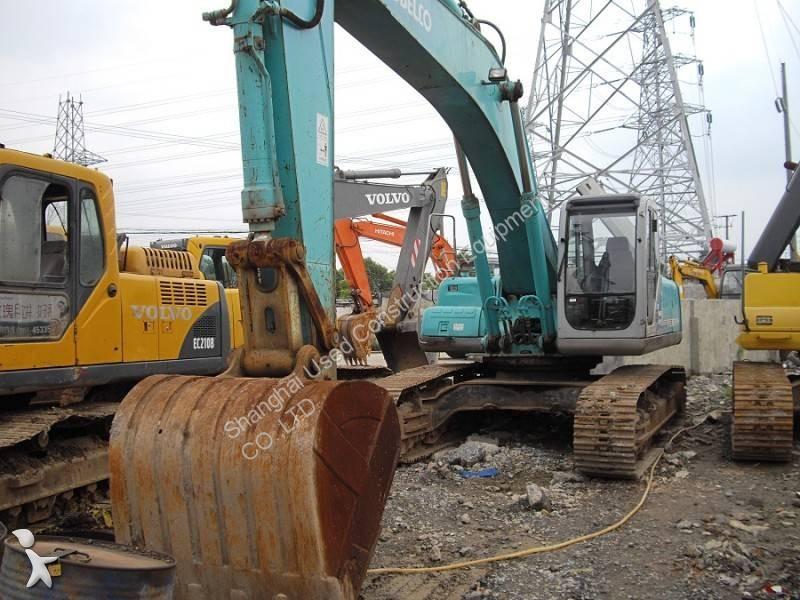Vedeţi fotografiile Excavator Kobelco SK350