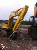 Kobelco track excavator