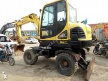 Hyundai R60 CR 9 Hyundai 60-7 Wheel Excavator
