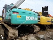 escavatore cingolato Kobelco