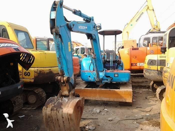 Excavator Hitachi EX50U