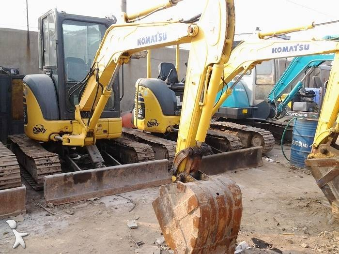 Excavator Komatsu PC35-2
