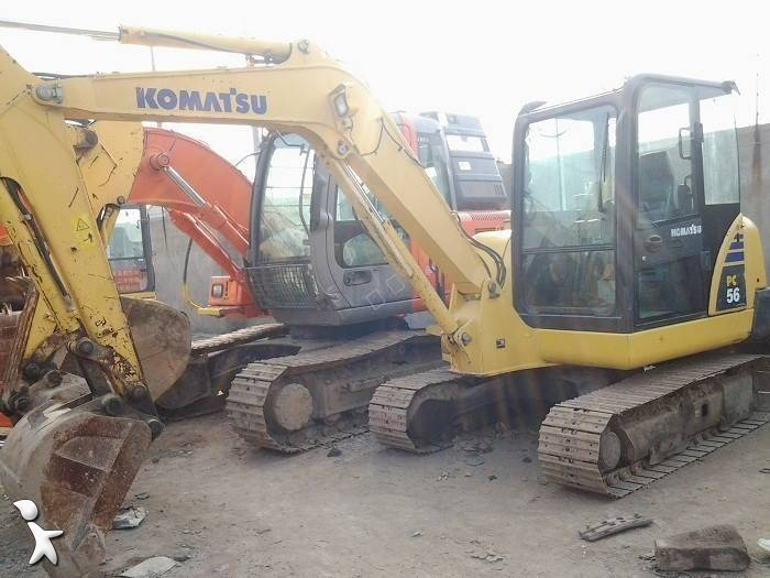 Excavator Komatsu PC56