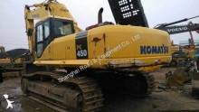 Komatsu PC450LC-7 Used Komatsu PC 450-7 Excavator