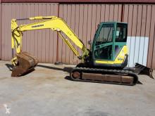 View images Yanmar vio 80 excavator