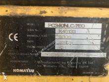 escavatore Komatsu PC 340 NLC-7 usato - n°2852264 - Foto 12
