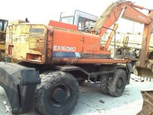 View images Hitachi EX160WD excavator