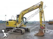 View images Komatsu PC130LC-8 excavator