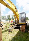 View images New Holland Kobelco excavator