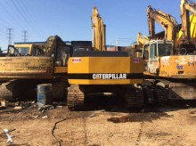 Просмотреть фотографии Экскаватор Caterpillar E200B