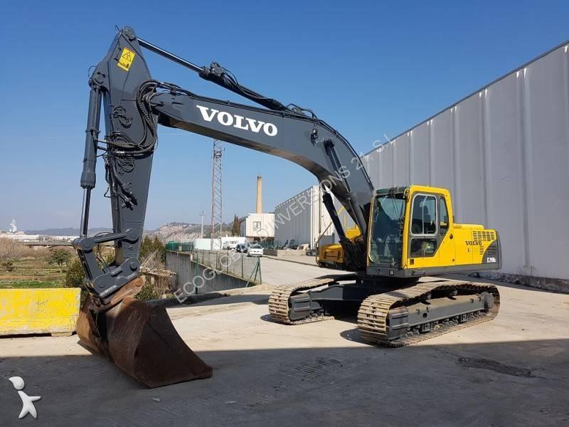 excavadora de cadenas volvo ec290 blc usada