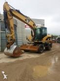 View images Caterpillar M 316D excavator