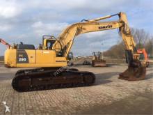 track excavator used Komatsu n/a - Ad n°2717423 - Picture 2