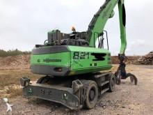 used Sennebogen 821 industrial excavator - n°2926717 - Picture 2