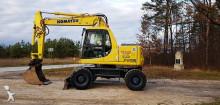 View images Komatsu -PW 130 excavator