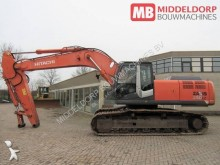 track excavator used Hitachi ZX350LC-3 - Ad n°2987492 - Picture 2