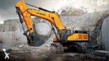 View images Hyundai HX900-L excavator