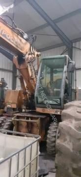 View images Case-Poclain excavator