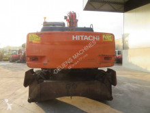 Voir les photos Pelle Hitachi ZX 180 W